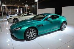 Aston Martin v8 vantage s Stock Image