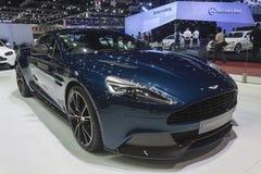 Aston Martin Vanquish Coupe Car Lizenzfreie Stockfotos