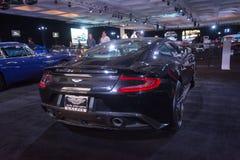 Aston Martin Vanquish Stock Images