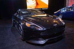 Aston Martin Vanquish Stock Photos