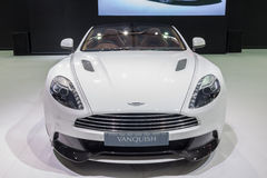 Aston Martin Vanquish Royalty Free Stock Photo