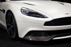 Aston Martin Vanquish-Series Royalty Free Stock Image