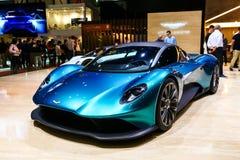 Aston Martin Vanquish Vision photographie stock libre de droits