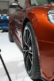 Aston Martin Vanquish Volante Cabrio Image libre de droits