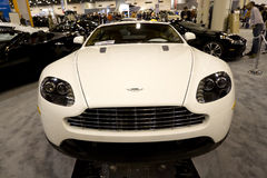 Aston Martin Vantage Royalty Free Stock Photography
