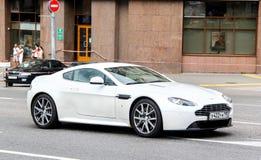 Aston Martin Vantage immagine stock