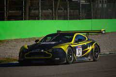 Aston Martin Vantage Blancpain Series 2015 Stock Photography