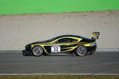 Aston Martin Vantage Blancpain Series 2015 Stock Image