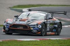 Aston Martin Vantage GT3.  International GT Open Royalty Free Stock Photo