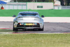 Aston Martin Vantage GT4 RACE CAR Stock Photography