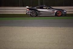 Aston Martin Vantage GT4 RACERBIL Arkivfoto