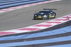 Aston Martin Vantage Royalty Free Stock Photos