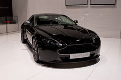 Aston Martin Vantage N430 Geneva 2014 Royalty Free Stock Photos