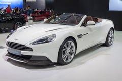 Aston Martin vence Foto de archivo libre de regalías
