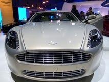 Aston Martin ventajoso Imagenes de archivo