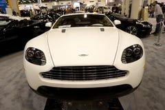 Aston Martin ventajoso Fotografía de archivo libre de regalías