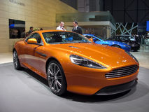 Aston Martin Virage Stockfoto