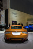 Aston Martin Virage World Premiere - Geneva 2011 Stock Photos