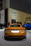 Aston Martin Virage World Premiere - Geneva 2011 Stock Photos