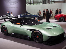 2016 Aston Martin Vulcan Stock Photos