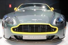 aston oknówka V8 korzystny Zdjęcia Royalty Free