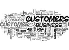 Astonish Your Customers With These Customer Service Tipsword Cloud Stock Photography