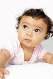Astonished Baby Royalty Free Stock Photos