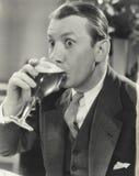 Astonishing beer Stock Photography