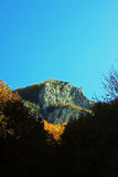Astonishing view of the mountain Royalty Free Stock Photo