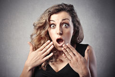 Astonishment Stock Images