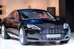 Astonmartin RAPIDE Royalty Free Stock Photography
