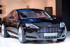 Astonmartin RAPIDE Royalty-vrije Stock Fotografie
