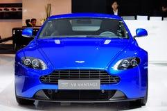 Astonmartin V8 VANTAGE Stock Image