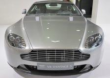 AstonMartin V8 VOORDEEL Royalty-vrije Stock Foto's
