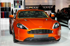 Astonmartin VIRAGE Stock Afbeelding