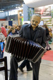 Astor Piazzolla at BIT 2010 Royalty Free Stock Images