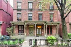 Astor rząd - Miasto Nowy Jork fotografia stock