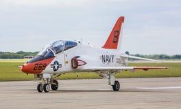 Astore di McDonnell Douglas T-45 Immagine Stock Libera da Diritti