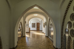 astorga επισκοπικό παλάτι gaudi Στοκ Εικόνες