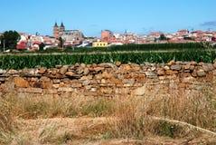 Astorga Fotografie Stock