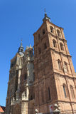Astorga Cathedral Stock Photography