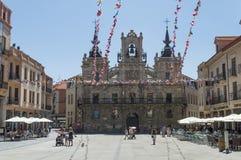 Astorga Stock Photography