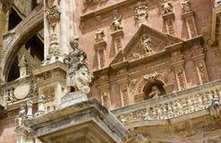 Astorga katedra Obraz Royalty Free