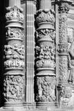 astorga katedralny katolicki sławny Spain Fotografia Royalty Free