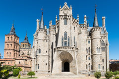 ASTORGA - L'ESPAGNE Photo stock