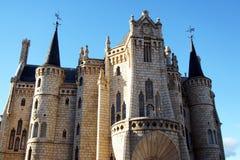 Astorga monument Royaltyfri Bild