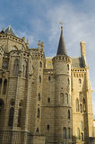 Astorga palace. Castile-Leon, Spain Royalty Free Stock Images