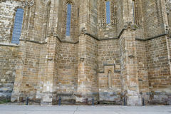 Astorga palace. Detail, Castile-Leon, Spain Royalty Free Stock Photography