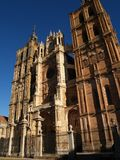Astorga's Cathedral. (Santiagos Route, Spain Royalty Free Stock Image