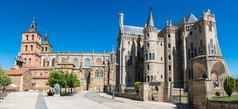Astorga, Spain Royalty Free Stock Photography